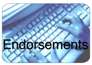 Endorsements Logo