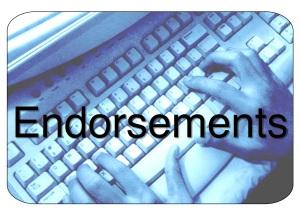 Endorsements Logo