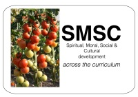 SMSC Badge